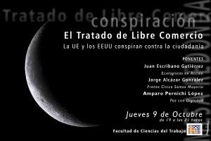 Tratado Libre Comercio acto 9 octubre