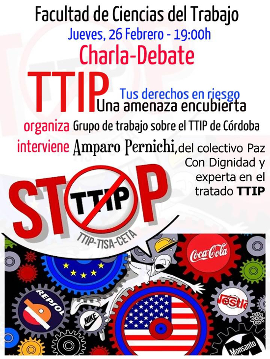 CARTEL CHARLA TTIP 26F