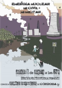 Cartel antinuclear 6 agosto 15 para redes