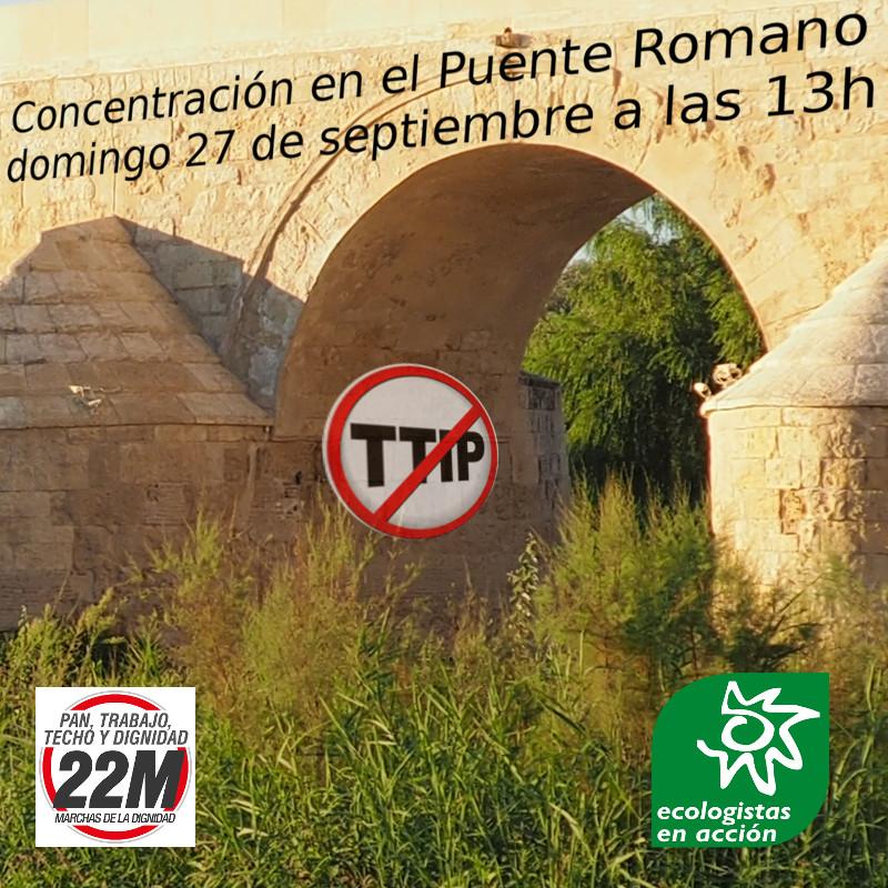 150929-cartel acción contra ttip puente - web