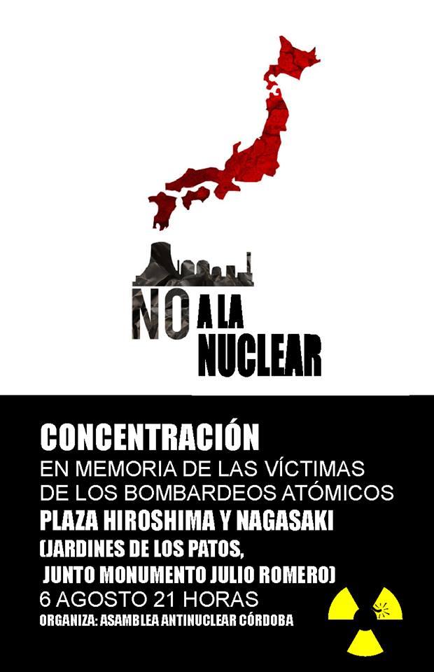 Cartel Concentracion 6 agosto16