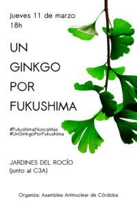 Un Ginkgo por Fukushima