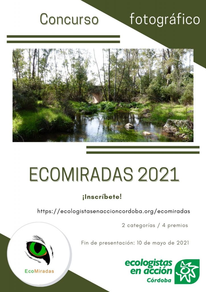 Plazo presentación fotografías EcoMiradas